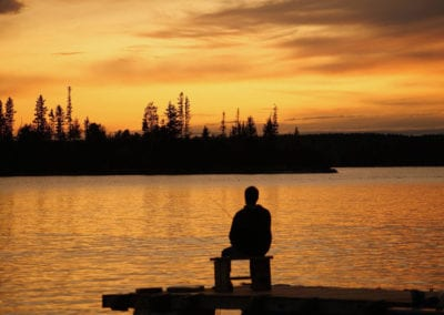 Fisherman-on-the-dock-at-Jan-Lake