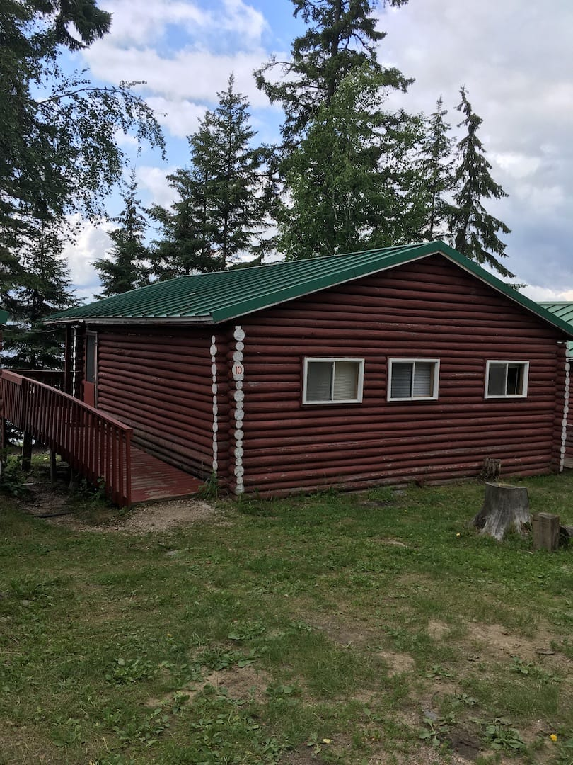 Cabin 10 - 1