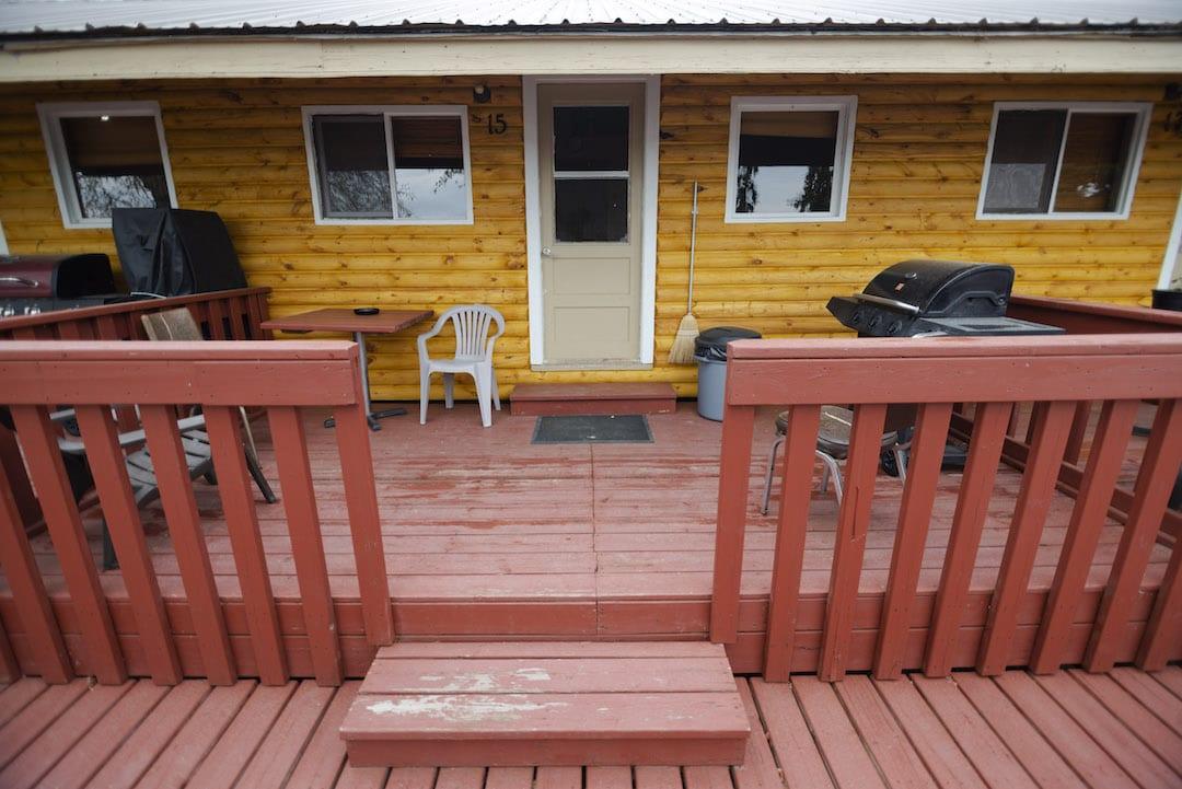 Cabin 15-17-18 - 1