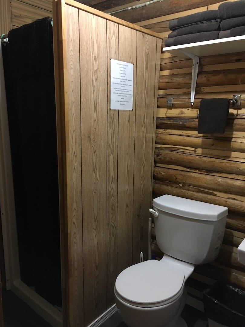 Cabin 8 - 10